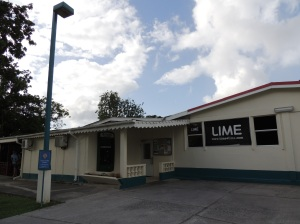 LIME, National Bank, The Cafe, Kathrynes, Riverside food services