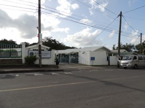 Ross entry gate shacks location