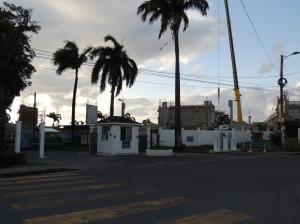 Ross Main Gate (opposite Clara House)